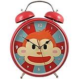 Streamline Clocks Monkey Alarm Clock