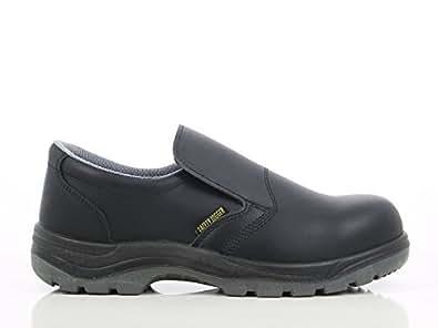 Safety Jogger X0600, Unisex -Chaussures de travail et de sécurité, Adulte, Noir-TR-SW554, EU 36