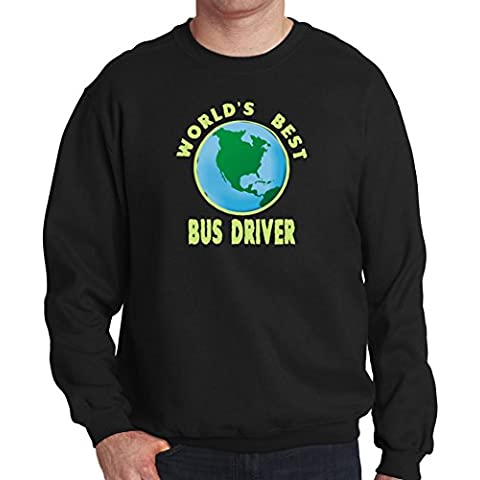 Felpa WORLD'S BEST Bus Driver