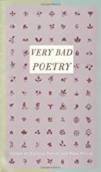 Very Bad Poetry by Ross Petras (1997-03-25)