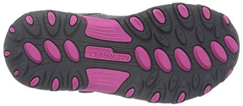 Merrell Trail Chaser, Scarpe da Arrampicata Bambina Multicolore (Multi)