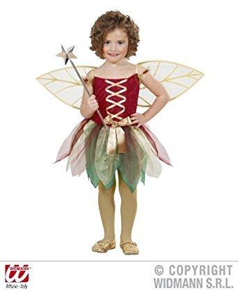 Children's Fantasy Fairy Costume Infant 3 4 yrs 110cm for Fairytale Fancy Dress (Dress Fancy Fantasy)