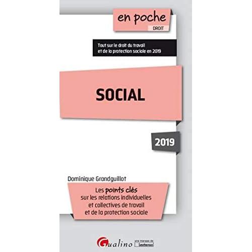 Social : Les points clés du droit du travail et de la protection sociale