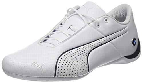 Puma Unisex-Erwachsene BMW MMS Future CAT Ultra Sneaker, Weiß White-Anthracite 02, 40.5 EU