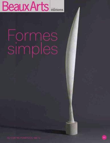 Formes simples par Jean de Loisy