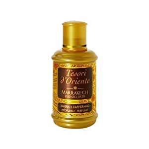tesori d´Oriente Marrakech - Ambra e Zafferano Parfum 100ml EdT