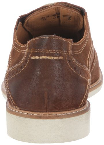 Sioux GRANT 24980, Chaussures basses homme brun (cognac) - V.1