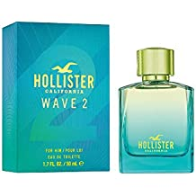 Hollister Wave 2 For Him Perfume Hombre - 50 ml