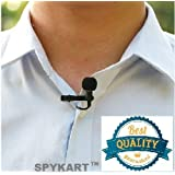SPYKART Digital Noise Cancellation Clip Collar Mic Condenser For Youtube Video RSPYKARTrding | Interviews | Lectures | News | Travel Videos Mike for Mobile