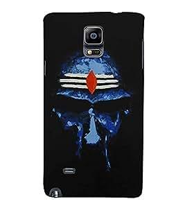 FUSON Bhole Shankar Bhakt 3D Hard Polycarbonate Designer Back Case Cover for Samsung Galaxy Note 4 :: Samsung Galaxy Note 4 N910G :: Samsung Galaxy Note 4 N910F N910K/N910L/N910S N910C N910Fd N910Fq N910H N910G N910U N910W8