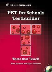 Pet for school. Testbuilder. Per le Scuole superiori. Con CD Audio