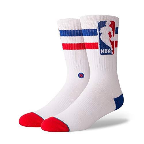 Stance NBA Logoman Oversize Crew Socke, Socken Nike:38-42