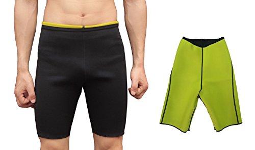 iningshose/Trainingshose für Gewichtsverlust - Schwarz - XXX-Large= US Größe X-Large ()