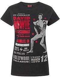 David Bowie Ziggy Stardust 1973 Women's T-Shirt