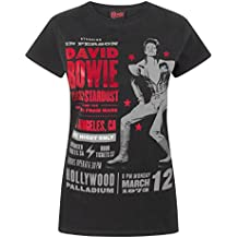 David Bowie Ziggy Stardust 1973 Women's T-Shirt