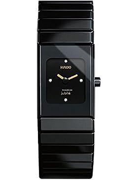 Rado R21540742r21.540.74.2–Armbanduhr Farbe Schwarz