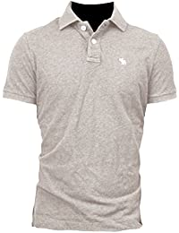 Abercrombie Herren Slim Fit Sheffield Polo Poloshirt Polohemd Shirt