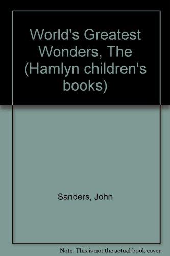The world's greatest wonders
