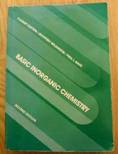 Basic Organometallic Chemistry: Concepts, Syntheses and ...