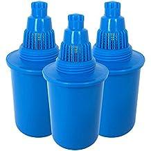 Alcalino dell' acqua di ricambio per filtro 3pezzi–Pioneer nel mercato Wellblue compatibile con molte marche Blue