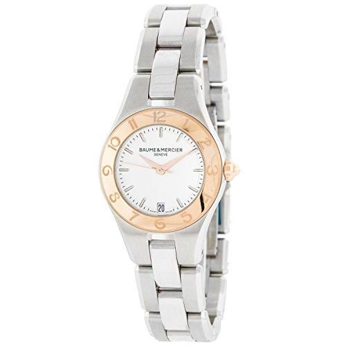 baume-mercier-linea-moa10014-18k-rose-gold-steel-quartz-womens-watch