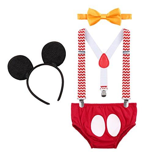 IWEMEK Baby Mickey Mouse 1. / 2./ 3. -