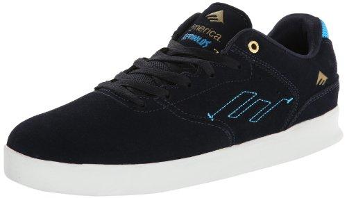 Emerica THE REYNOLDS LOW 6102000084 Herren Sneaker Bleu - Navy/Blue/Gold
