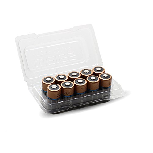 Duracell EL123 10x High Power Lithium Batterie