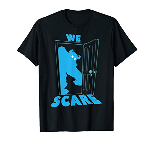 Disney Pixar Monsters Inc. Sully We Scare Graphic T-Shirt