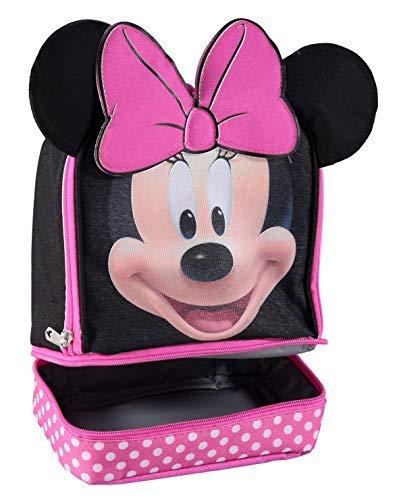 Disney Little Boys Micky Maus Lunchbox One Size schwarz