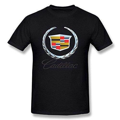 mens-cadillac-logo-t-shirts