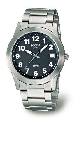 Herren-Armbanduhr Titan 3550-04