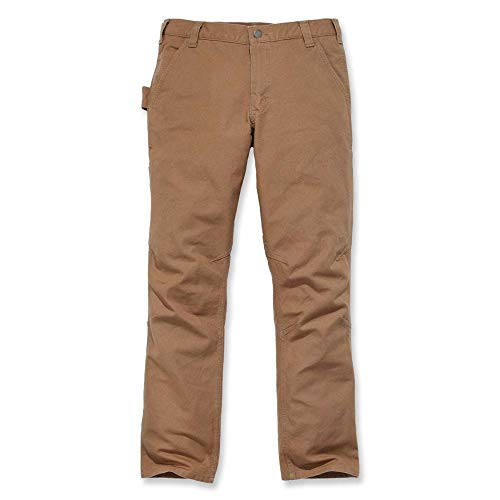 Carhartt Stretch Duck Dungaree - Freizeithose/Arbeitshose Carhartt Canvas-jeans