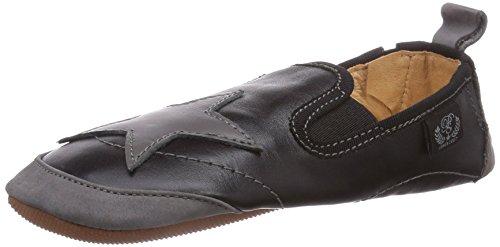 Petit by Sofie Schnoor Indoor shoe, Unisex-Kinder Hohe Hausschuhe, Schwarz (Black), 27 EU (Schuhe Jungen Petit)