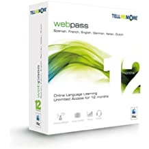 TELL ME MORE Webpass 12 Months Online Access [import anglais]