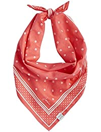 Joules Womens/Ladies Neckerchief Hand Drawn Lightweight Neck Scarf