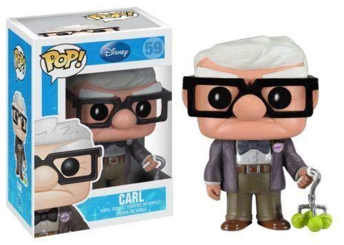 Carl: Funko POP! Disney Pixar Up Vinyl Figure by Disney Pixar Up