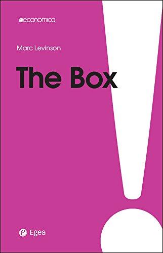 The Box (Economica) di Marc Levinson,S. Murer