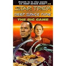 The Big Game (Star Trek Deep Space Nine, No 4) by Sandy Schofield (1993-11-01)