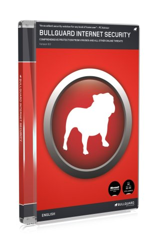 BullGuard Internet Security 9.0, 3u, 1Y, Jewel Case, Single Pack - 9 Pacchetto