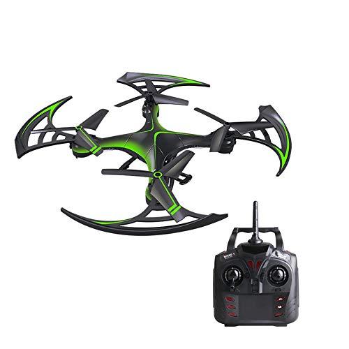 gaeruite Quadcopter Control Remoto UAV Drone Aircraft Toys,2.4 GHz Giro de 360 Grados y 3.7V 450MAH Plano de Control Remoto Plegable Roto-Resistente