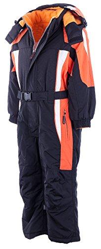 Winter Opening | PEEM LC1236 80-110 Combinaison de ski pour enfant 110 noir