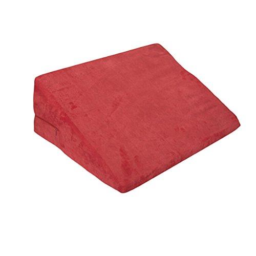 HEALLILY Bett-Keil-Kissen Aufblasbares Liebes-Positions-Kissen-Paar G-Punkt-Spielzeug für das Schlafenbein-Aufzug-Kissen-rückseitiges Stützkissen (Keil Aufzug)
