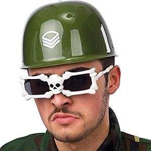 Carnival Toys 06821 - gafas de Halloween