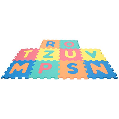 ed3667268f3 Comprar Puzzle Mamababy Alfombra ABC