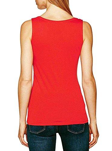 Naf Naf Damen T-Shirt Orange