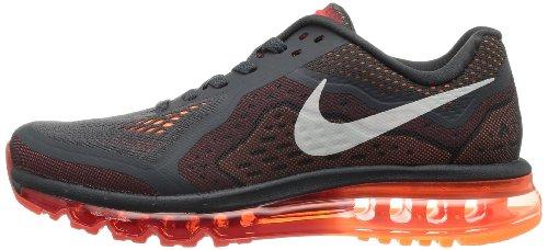 Nike Air Max 2014 (621077-006) Anthracite/Slate-Light Crimson-Atomic Orange