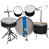 AMBITION Basic Drum Kit (Black) - Set of 7