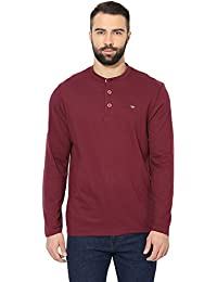 Red Tape Men's Solid Regular fit T-Shirt