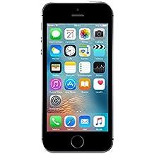 "Apple iPhone SE - Smartphone libre iOS 9.3.2 (4"", 12 MP, 2 GB RAM, 16 GB, 4G), color negro"